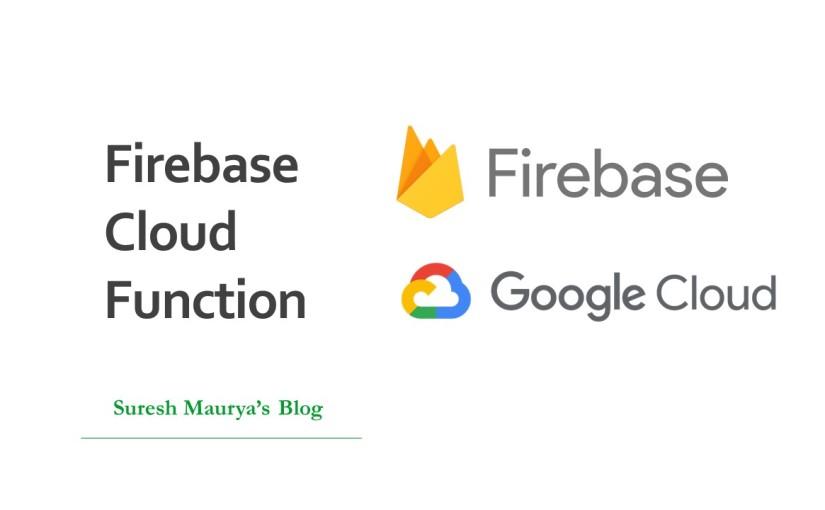 Firebase | Creating a Cloud Function Using Firebase CLI andTypeScript